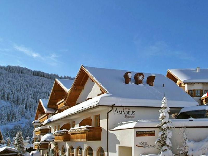 Hotel Amadeus - Serfaus | EXTRA INGEKOCHT |