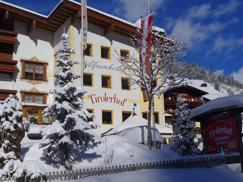 Alpenhotel Tirolerhof - Gerlos | DUTCHWEEK SPECIAL |