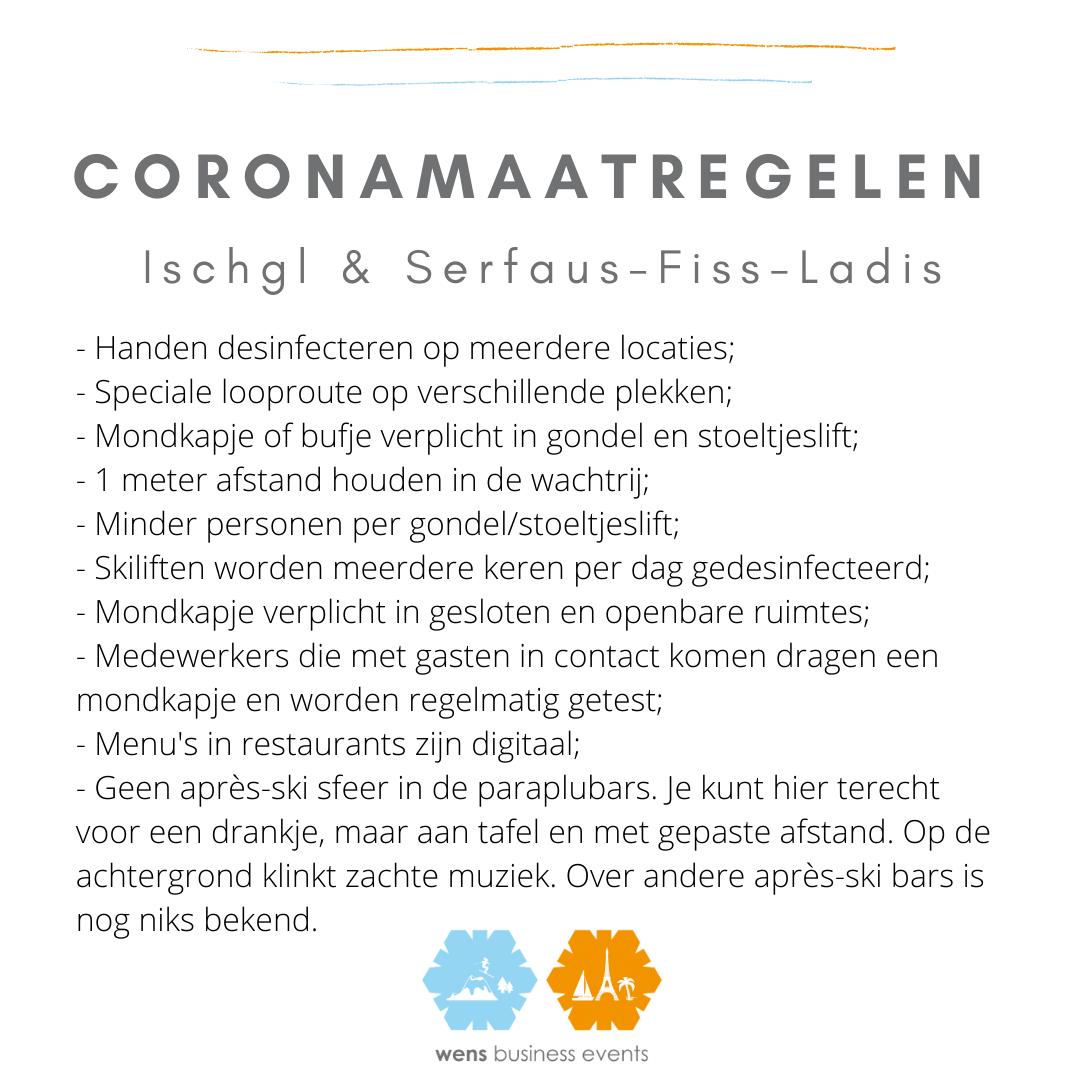 Corona maatregel Oostenrijk
