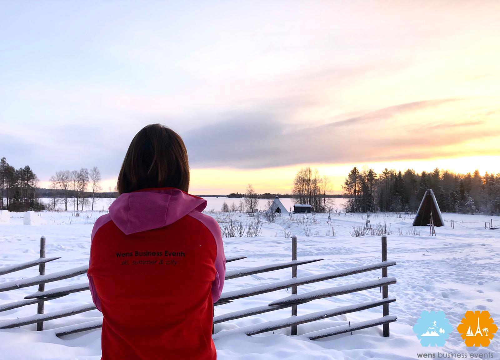 COVID-19 PROOF; Lapland heeft land genoeg!